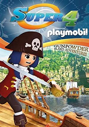 Super 4: Gunpowder Island Adventures