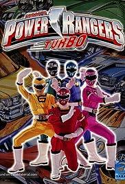 Power Rangers Turbo Poster