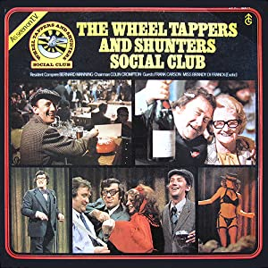 Movie websites free no download The Wheeltappers and Shunters Social Club [movie]