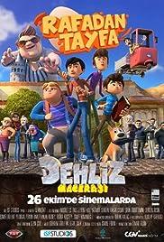 Rafadan Tayfa Dehliz Macerasi Poster