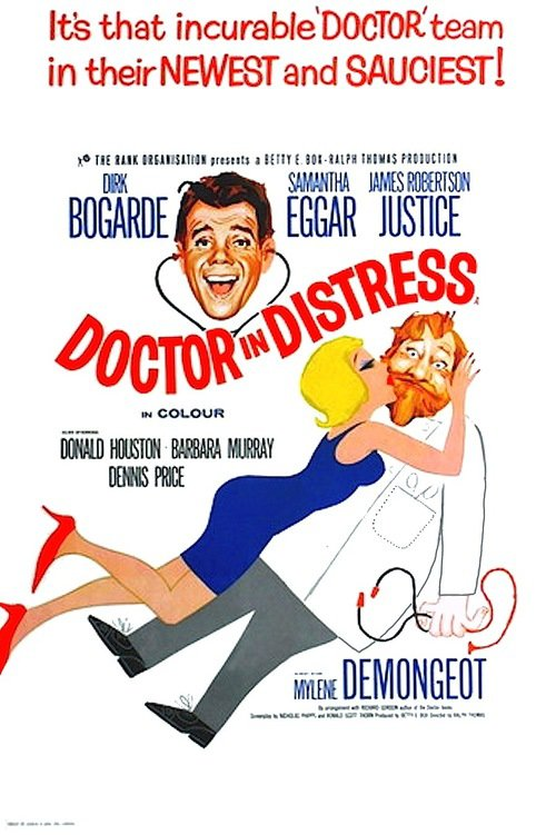 Doctor in Distress 1963 Dual Audio Hindi 350MB DVDRip ESubs