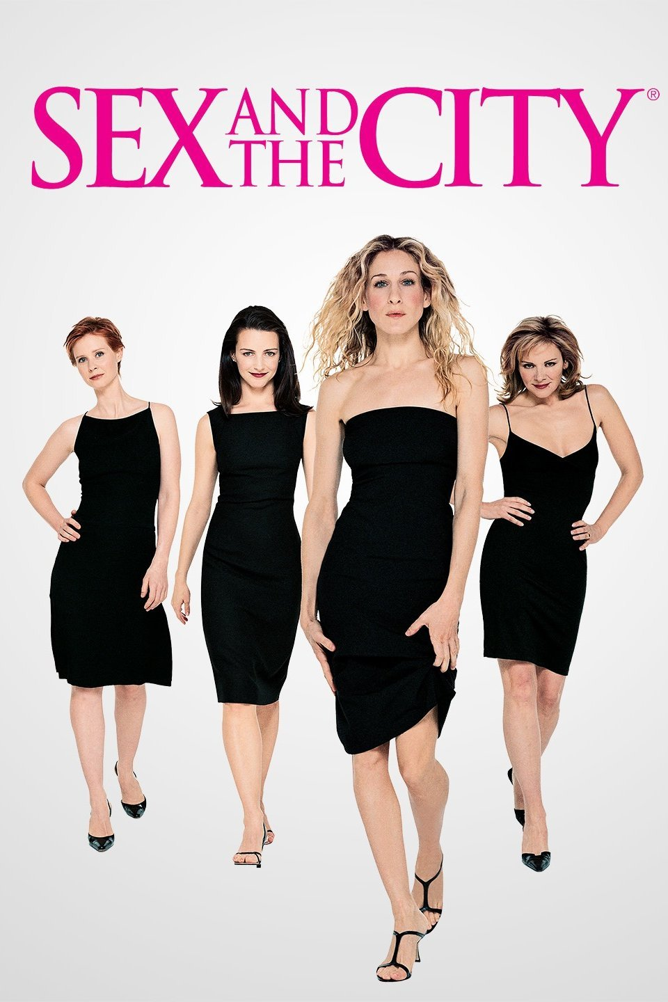 How many seasons of sex in the city