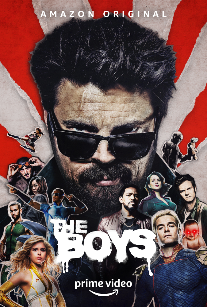 The Boys 2020 S02 Hindi Complete AMZN Web Series 720p HDRip 3.3GB Download