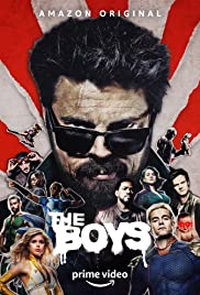 The Boys : Season 1-2 Complete Dual Audio [Hindi-English] AMZN WEB-DL HEVC 480p & 720p | GDrive | MEGA.Nz | 1Drive | Single Episodes