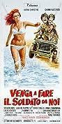 Venga a fare il soldato da noi (1971) Poster
