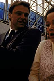Samantha Mathis and Robert Wisden in The Outer Limits (1995)