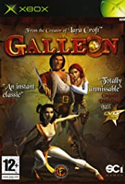Galleon Poster