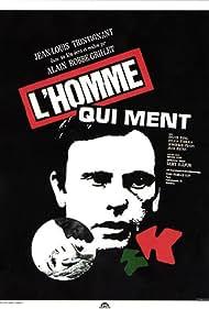 L'homme qui ment (1968) Poster - Movie Forum, Cast, Reviews