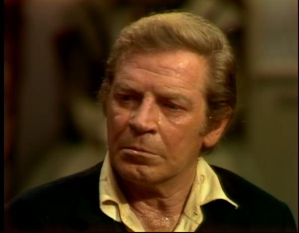 Richard Basehart in The Andersonville Trial (1970)
