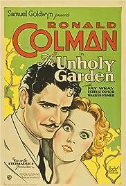 The Unholy Garden Poster