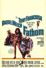 Fathom (1967) Poster - Movie Forum, Cast, Reviews