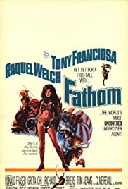 Fathom (1967) Poster - Movie Forum, Cast, Reviews