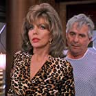 Joan Collins and Pat Harrington Jr. in These Old Broads (2001)