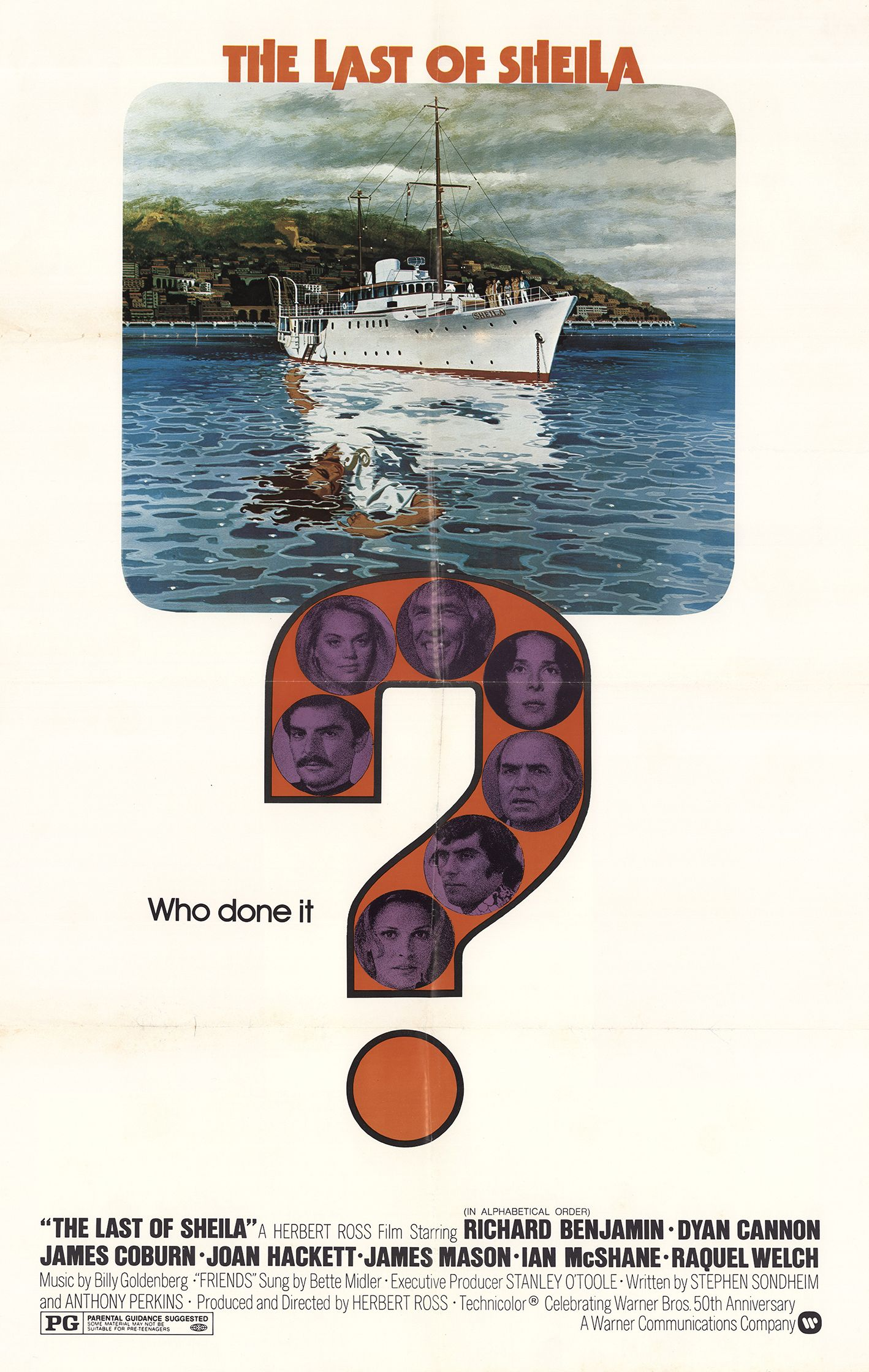 The Last of Sheila (1973) - IMDb