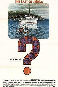 James Mason, Raquel Welch, James Coburn, Richard Benjamin, Dyan Cannon, Joan Hackett, and Ian McShane in The Last of Sheila (1973)