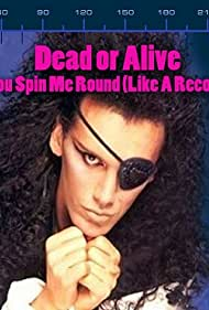 Pete Burns in Dead or Alive: You Spin Me Round (Like a Record) (1984)