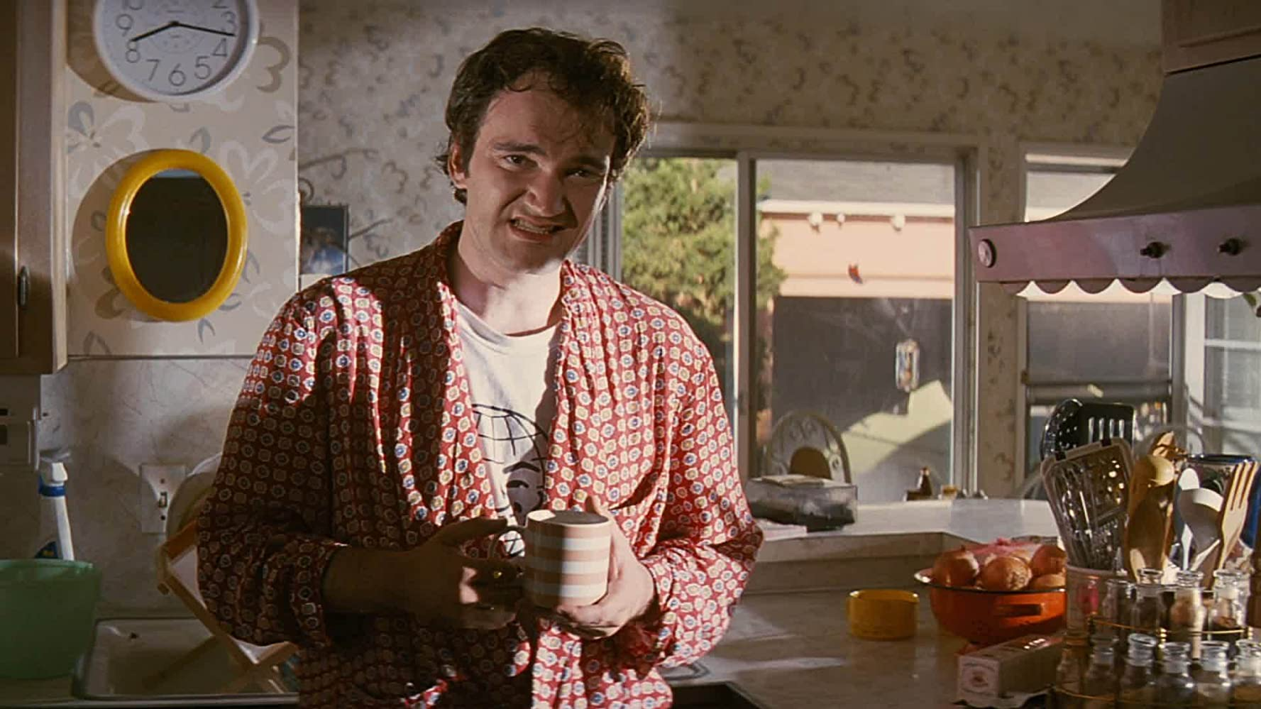 Quentin Tarantino in Pulp Fiction (1994)