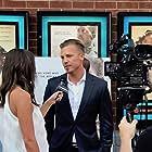 "Michael Roark attends ""Bennett's War"" Red Carpet Screening at Regal Green Hills on August 5, 2019 in Nashville, Tennessee."