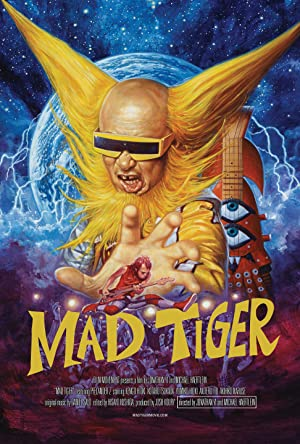 Where to stream Mad Tiger
