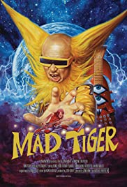 Mad Tiger Poster
