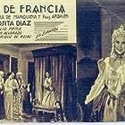Don Alvarado, Rosita Díaz Gimeno, Consuelo Frank, Antonio Moreno, and José Peña in Rosa de Francia (1935)