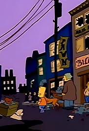 Bart vs. Thanksgiving Poster