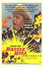 Battle Hell (1957) Poster