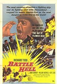 Battle Hell Poster