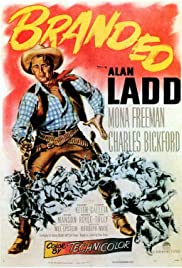 Branded (1950) Poster - Movie Forum, Cast, Reviews