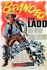 Branded(1950) Poster - Movie Forum, Cast, Reviews