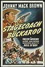 Stagecoach Buckaroo (1942) Poster