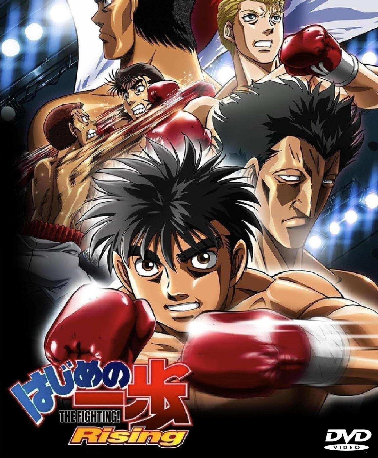 Hajime no ippo rising tv series 2013 imdb