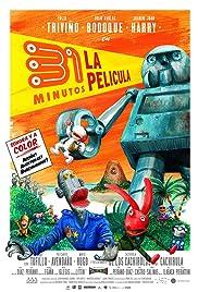 31 minutos, la película Poster