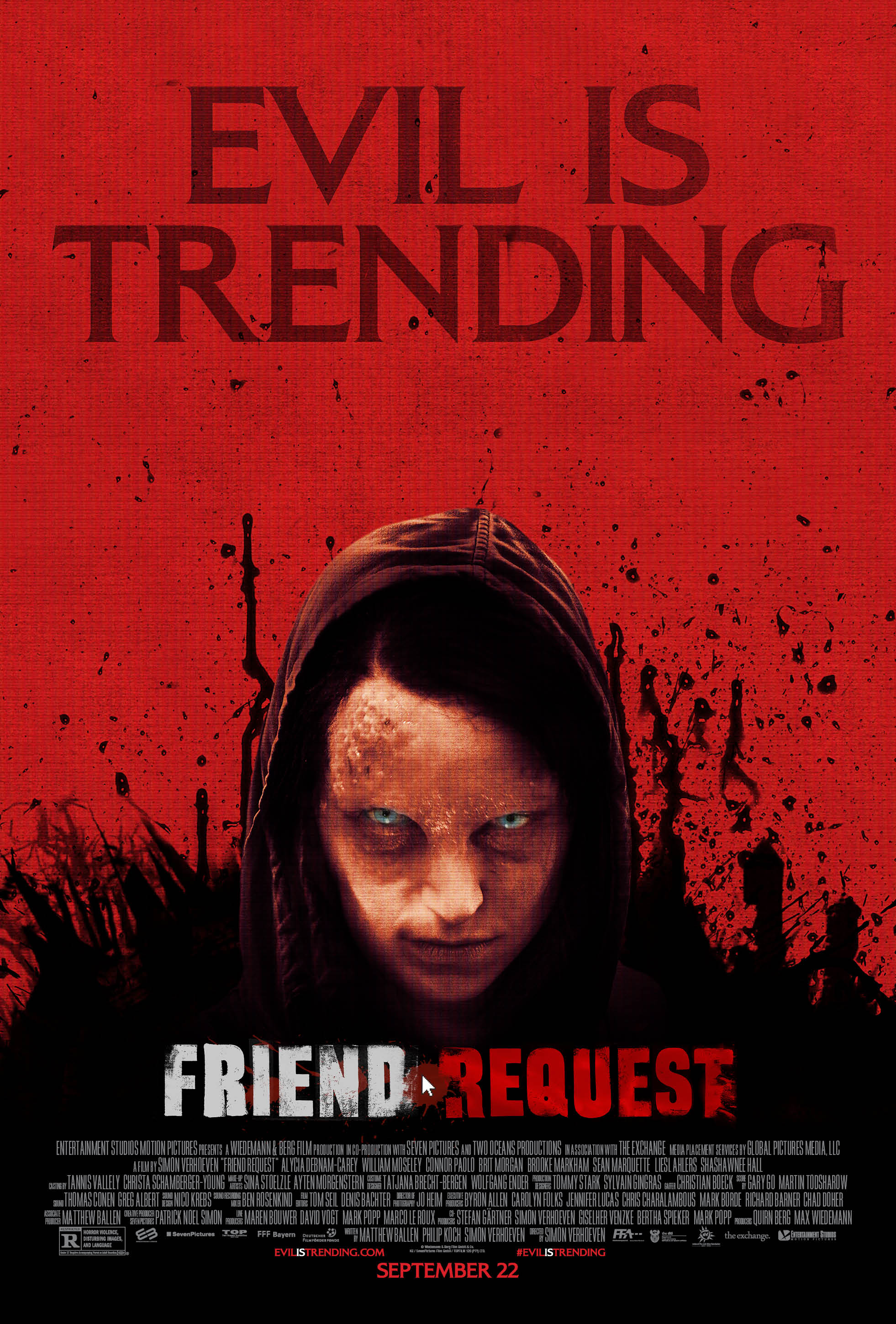 Friend Request (2016) - IMDb