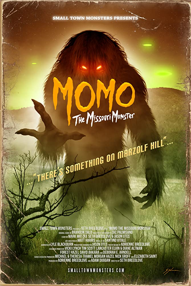 Momo The Missouri Monster (2019) Unofficial Hindi Dubbed 720p HDRip Esubs DL