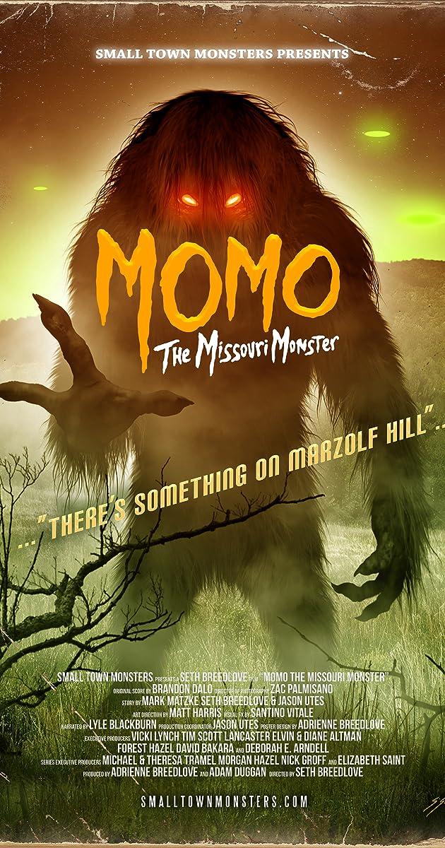 Subtitle of Momo: The Missouri Monster