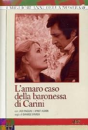 L'amaro caso della baronessa di Carini Poster