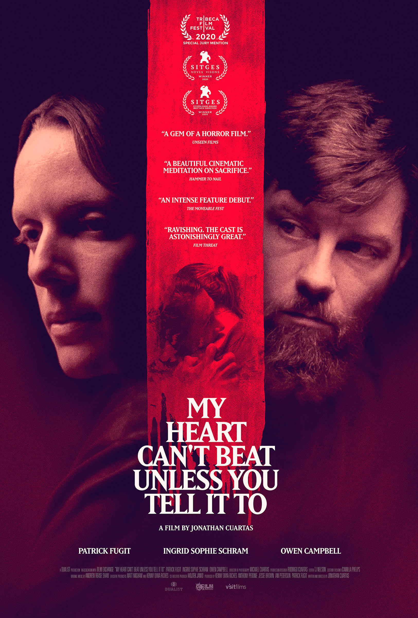My Heart Can't Beat Unless You Tell It To (2020) WebRip 720p Full Movie [In English] With Hindi Subtitles