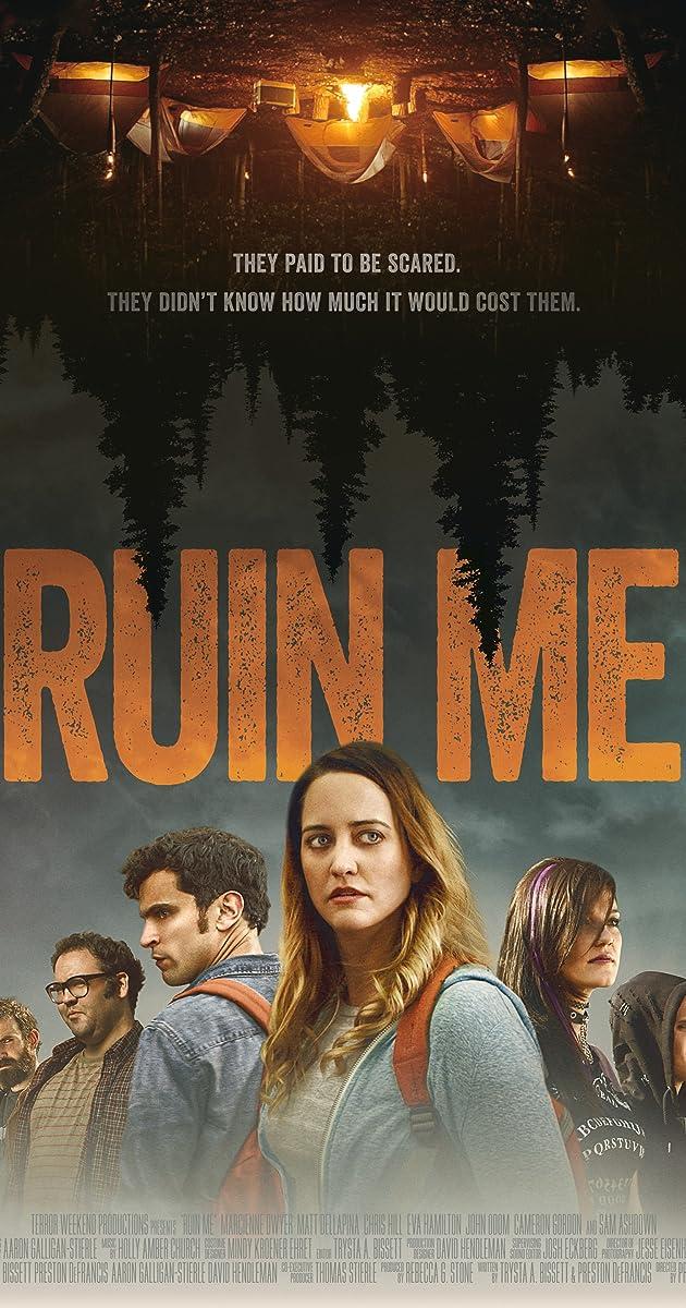 Subtitle of Ruin Me