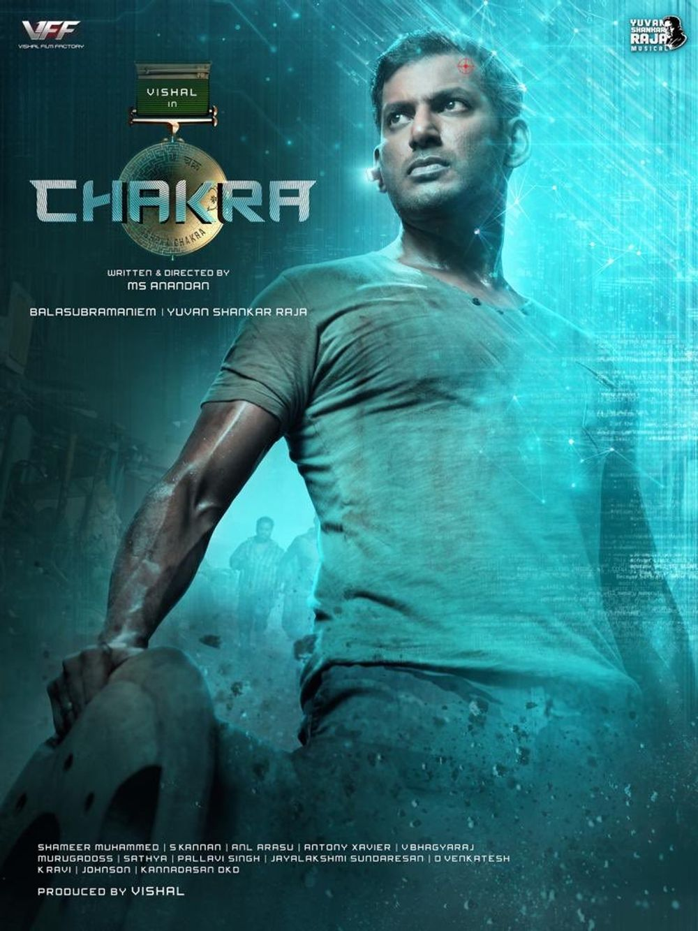 Chakra Ka Raksak 2021 Hindi Dubbed 720p Pre-DVDRip 1.1GB Download