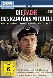 Die Rache des Kapitäns Mitchell Poster