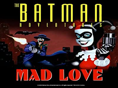 Downloadable old movie Batman Adventures: Mad Love [2048x1536]