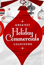 Greatest Holiday Commercials Countdown 2017 Poster