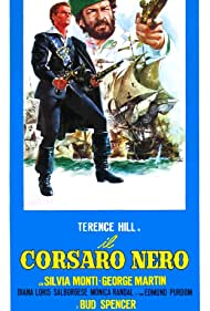 Terence Hill and Bud Spencer in Il corsaro nero (1971)