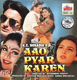 Aao Pyaar Karen movie, song and  lyrics