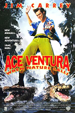 Watch Ace Ventura: When Nature Calls Free Online