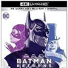 Michelle Pfeiffer, Danny DeVito, and Michael Keaton in Batman Returns (1992)