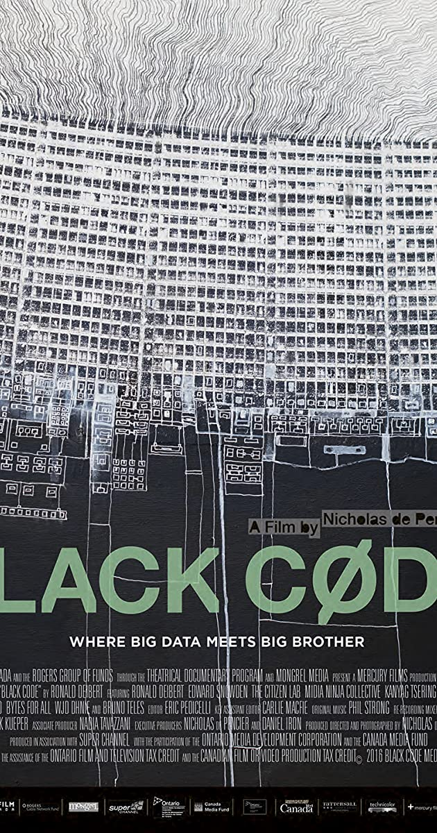 Subtitle of Black Code