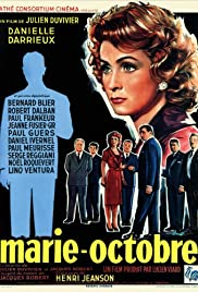 Marie-Octobre Poster