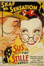 Skaf en Sensation Poster